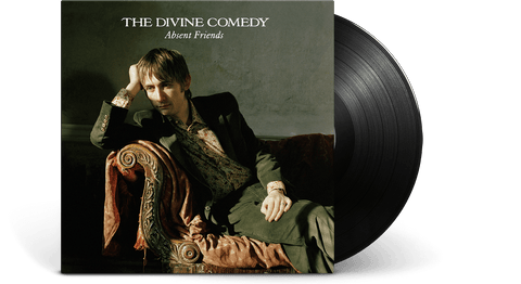 Vinyl - The Divine Comedy : Absent Friends - The Record Hub