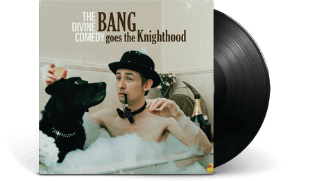 Vinyl - The Divine Comedy : Bang Goes The Knighthood - The Record Hub