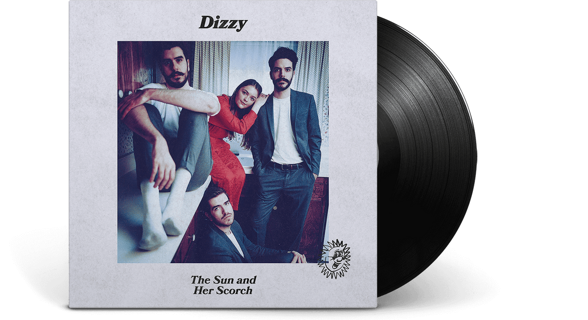 Vinyl - Dizzy : The Sun & Her Scorch - The Record Hub