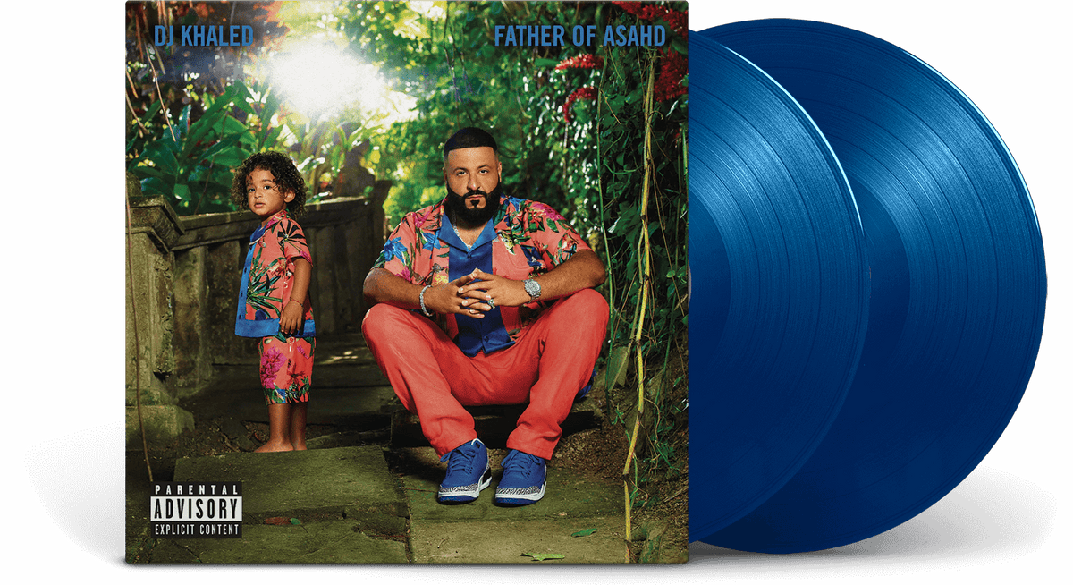 Vinyl - Dj Khaled<br> Father Of Asahd - The Record Hub