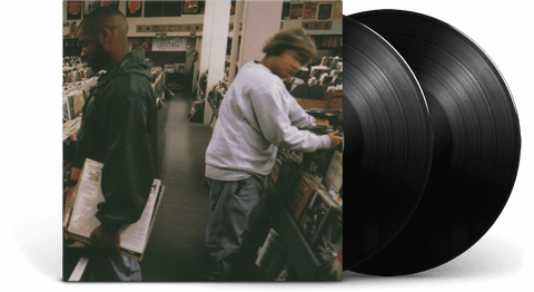 DJ Shadow <br> Endtroducing.....