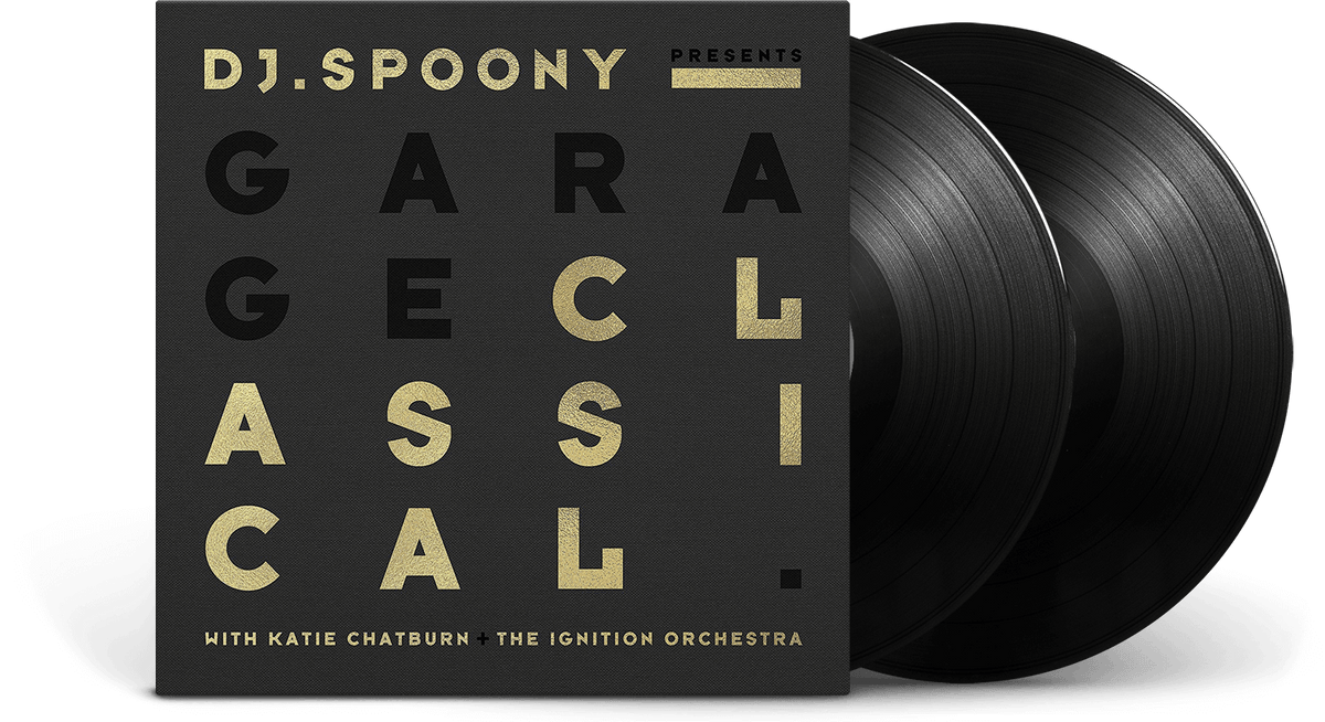 Vinyl - DJ Spoony : Garage Classical - The Record Hub