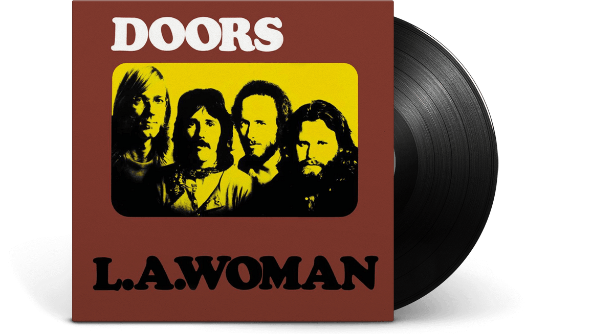Vinyl - The Doors : L.A. Woman - The Record Hub