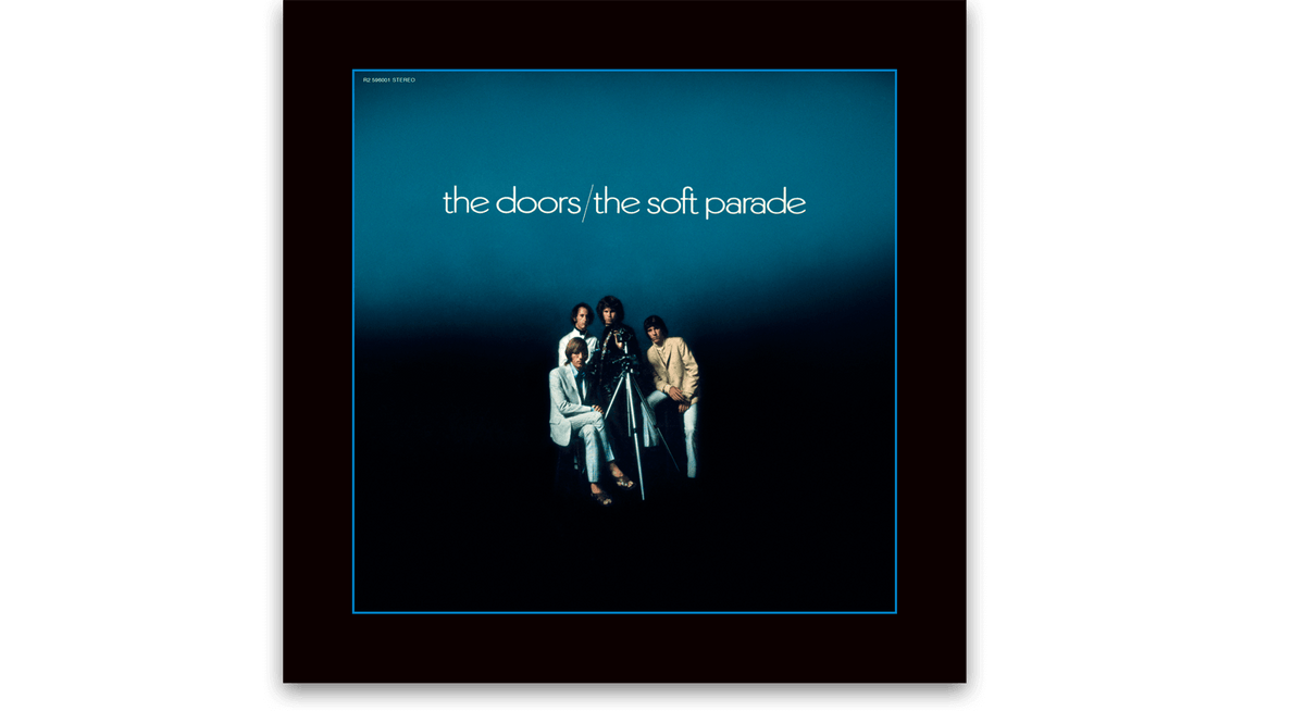 Vinyl - The Doors : The Soft Parade (50th Anniversary) - The Record Hub