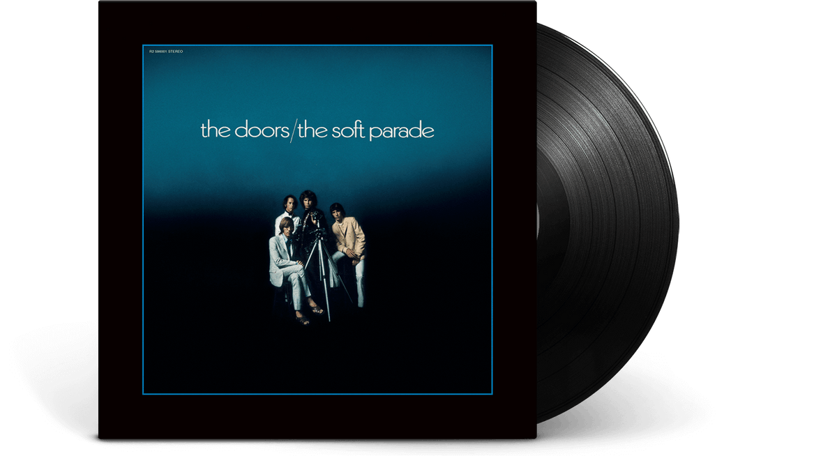 Vinyl - The Doors : The Soft Parade [50th Anniversary Remaster] - The Record Hub