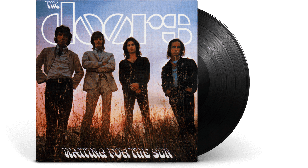 Vinyl - The Doors : Waiting For The Sun - The Record Hub
