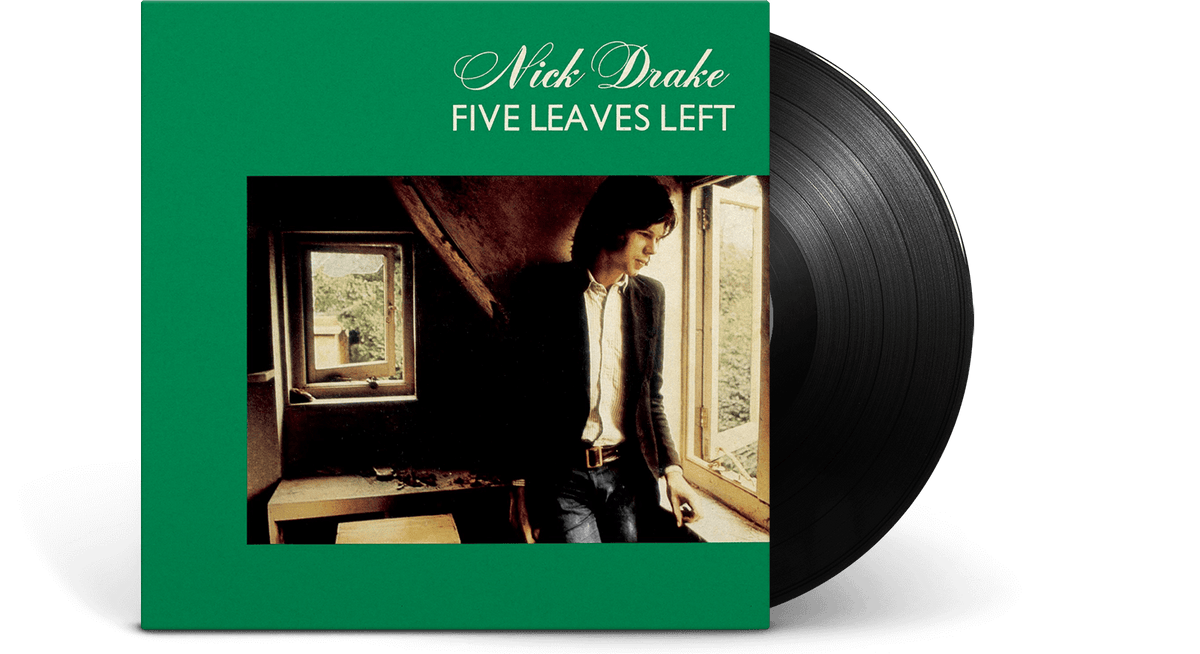 Vinyl - Nick Drake <br> Five Leaves Left - The Record Hub