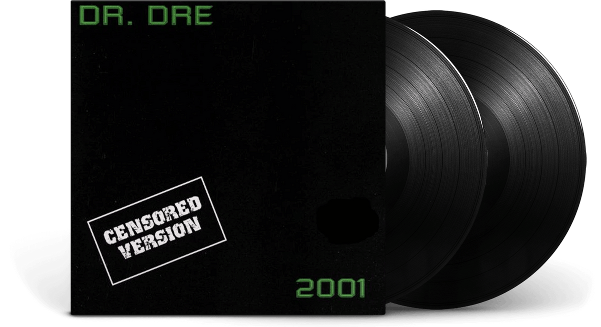 Vinyl - Dr. Dre <br> 2001 - The Record Hub