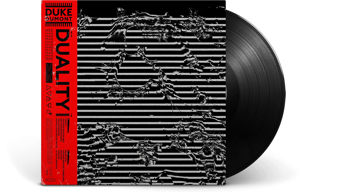 Vinyl - Duke Dumont : Duality - The Record Hub