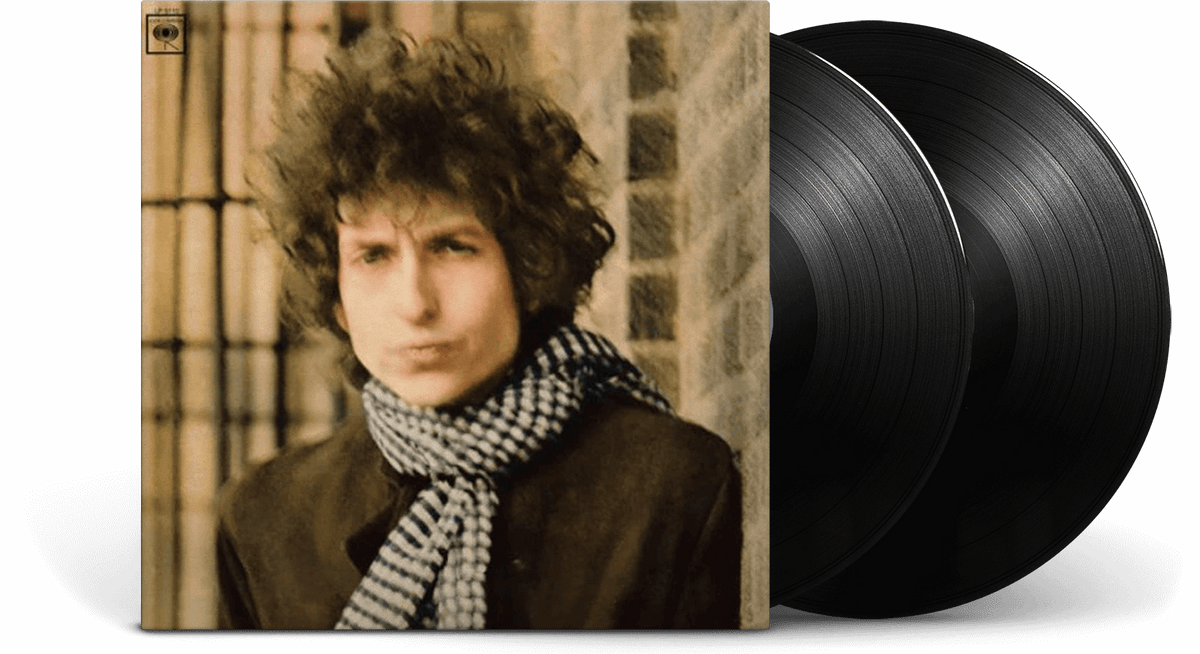 Vinyl - Bob Dylan : Blonde on Blonde - The Record Hub