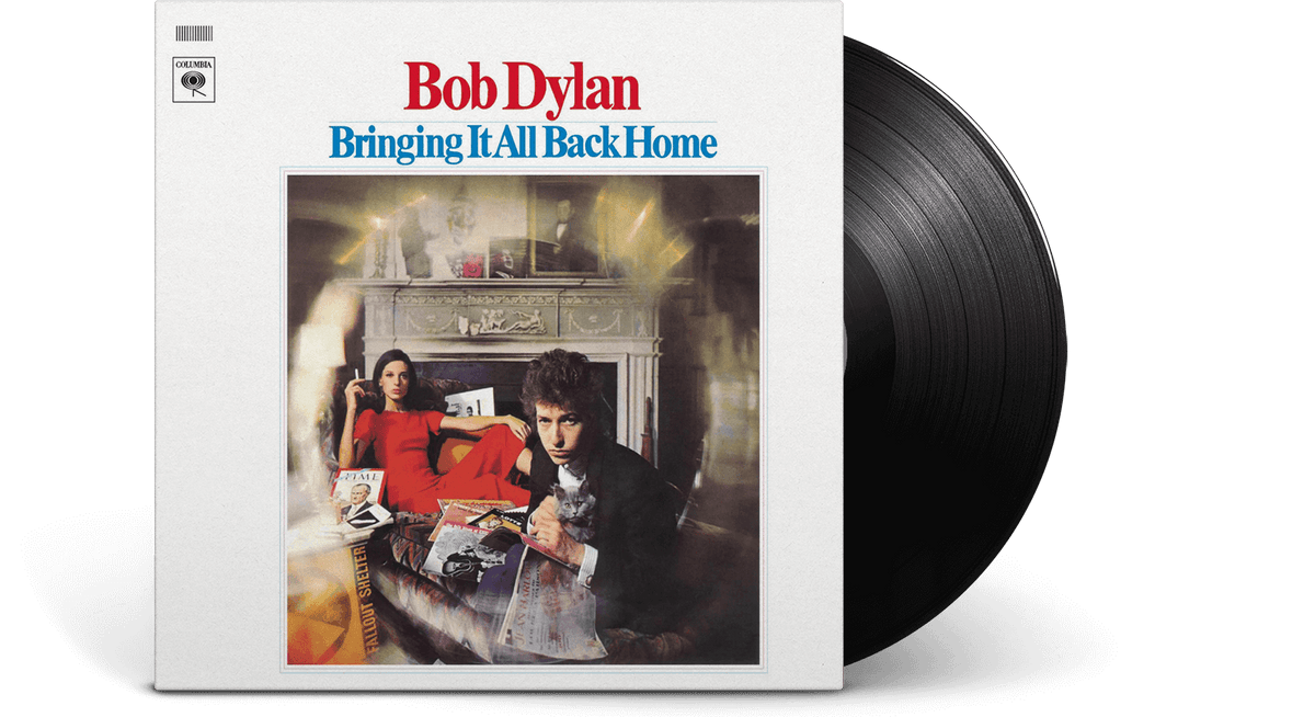 Vinyl - Bob Dylan <br> Bringing It All Back Home - The Record Hub