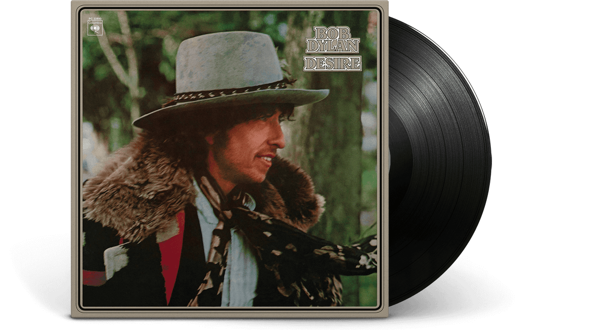Vinyl - Bob Dylan : Desire - The Record Hub