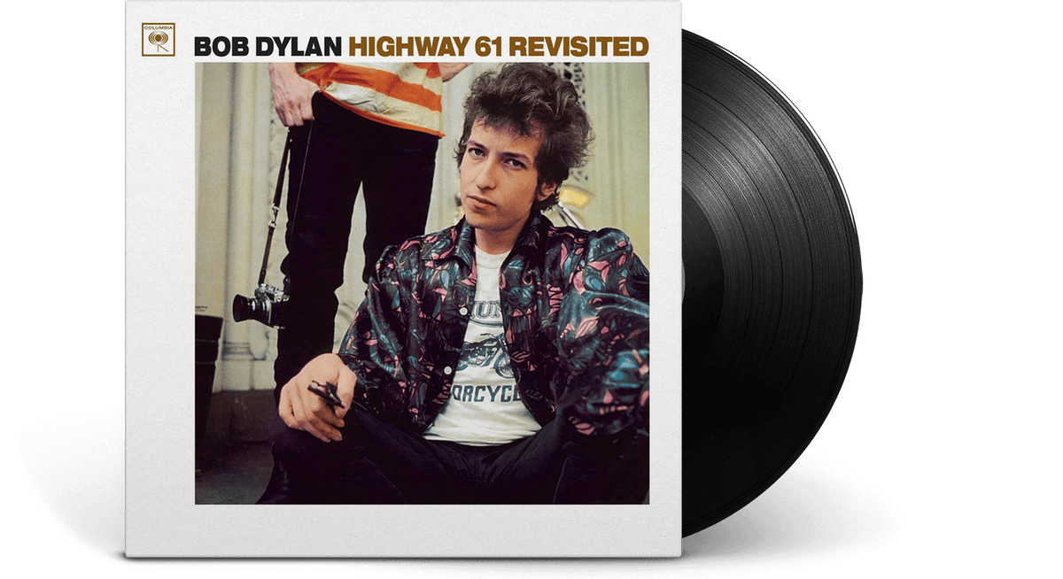 Vinyl - Bob Dylan : Highway 61 Revisited - The Record Hub