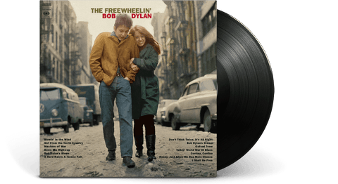 Bob Dylan <br> The Freewheelin' Bob Dylan