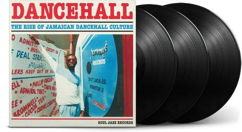 Vinyl - Various Artists : DANCEHALL: THE RISE OF JAMAICAN DANCEHALL CULT - The Record Hub
