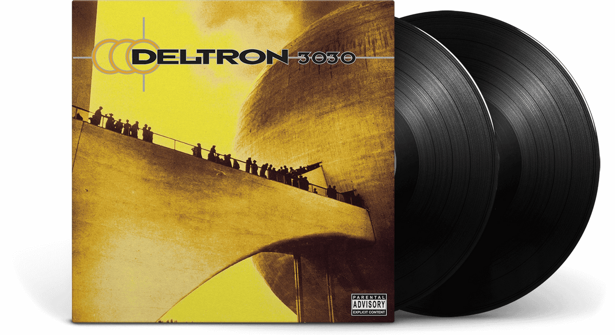 Vinyl - Deltron 3030 : Deltron 3030 - The Record Hub