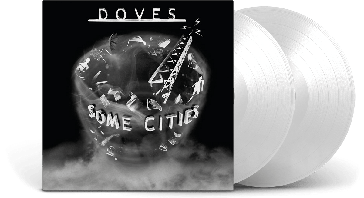 Vinyl - Doves : Some Cities - The Record Hub