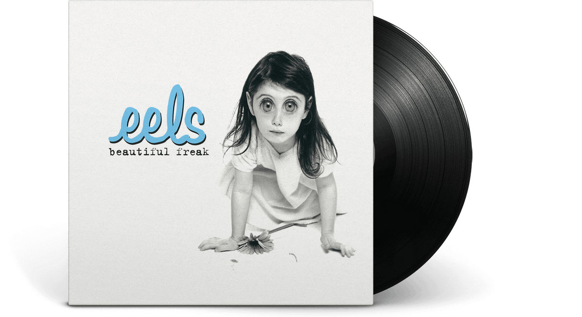 Vinyl - EELS : Beautiful Freak - The Record Hub