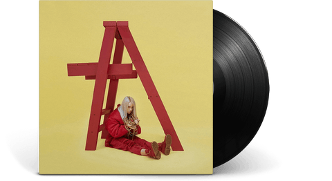 Vinyl - Billie Eilish <br> Dont Smile at Me - The Record Hub
