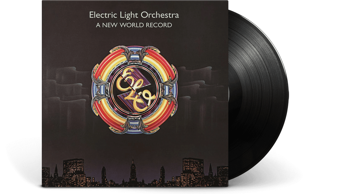 Vinyl - Electric Light Orchestra : A New World Record - The Record Hub