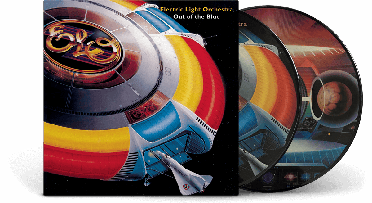 Vinyl - Electric Light Orchestra : Out of the Blue - The Record Hub