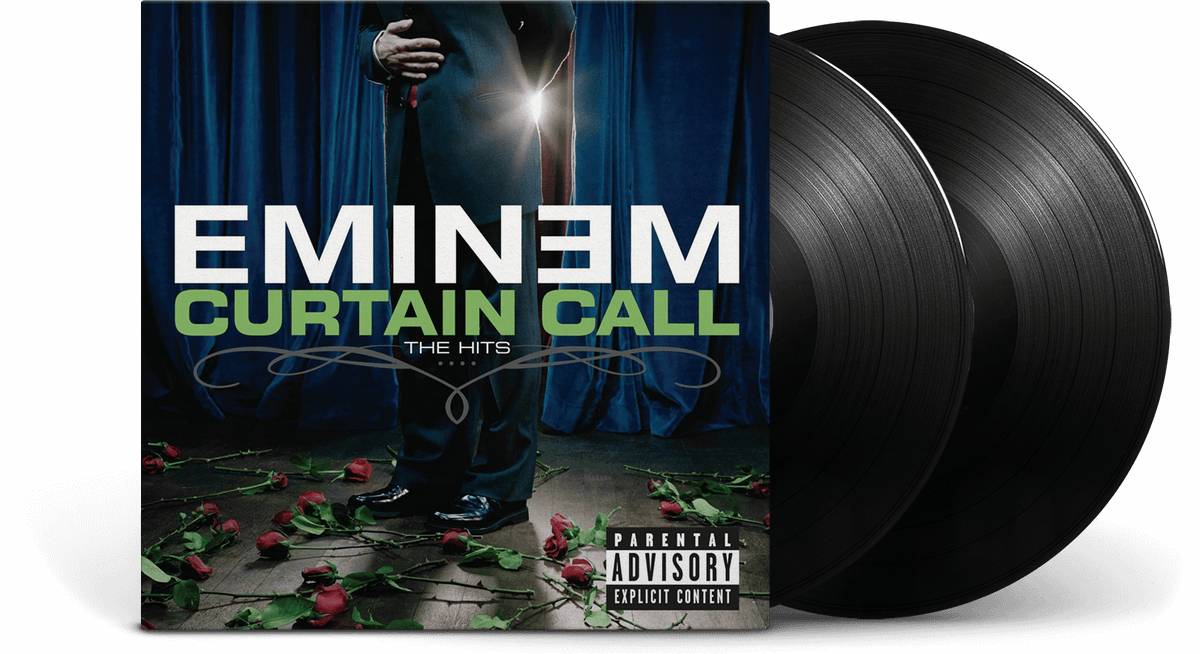 Vinyl - Eminem <br> Curtain Call: The Hits - The Record Hub
