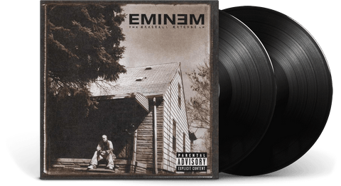 Vinyl - Eminem <br> The Marshall Mathers LP - The Record Hub