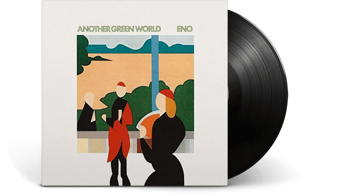 Vinyl - Brian Eno : Another Green World - The Record Hub