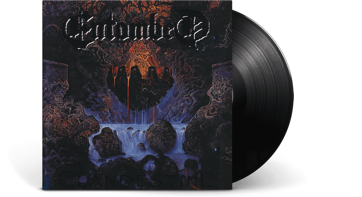 Vinyl - Entombed : Clandestine - The Record Hub