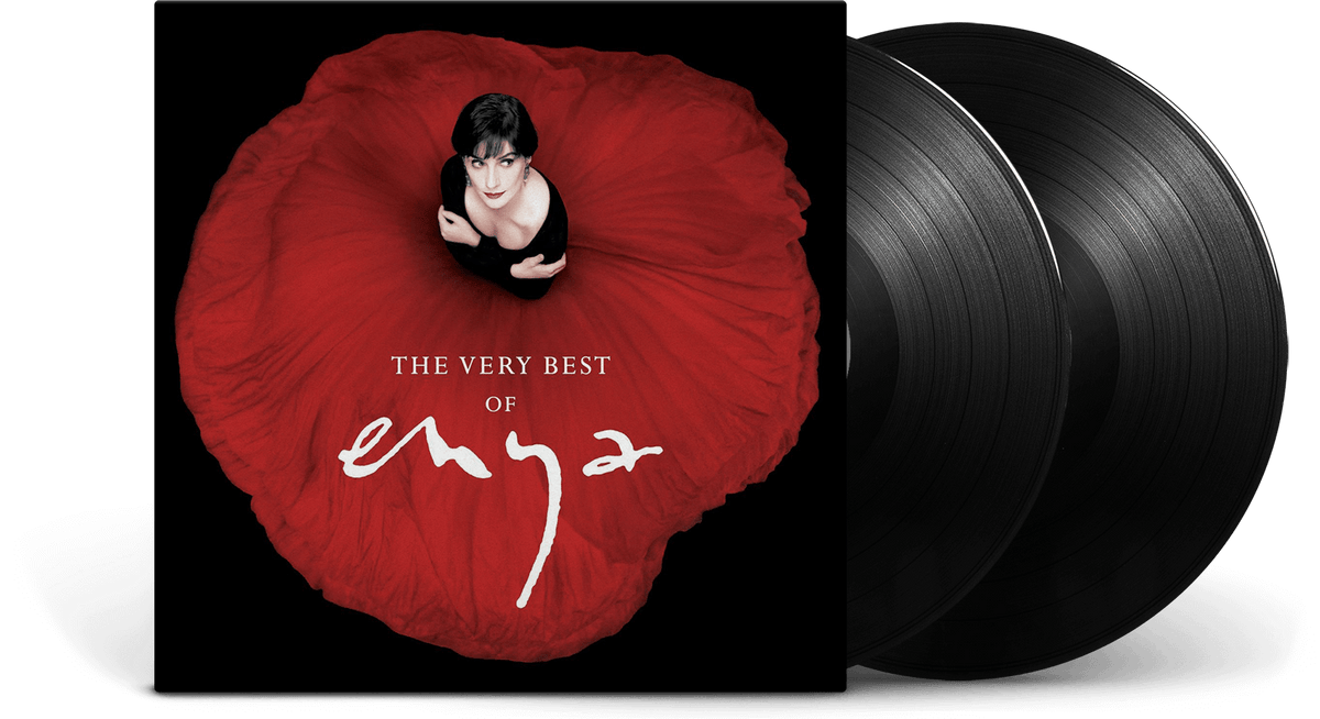 Vinyl - Enya : The Very Best of Enya - The Record Hub