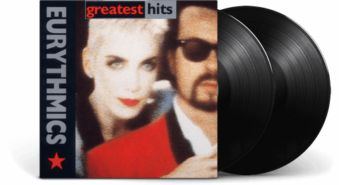 Vinyl - Eurythmics<br> Greatest Hits - The Record Hub