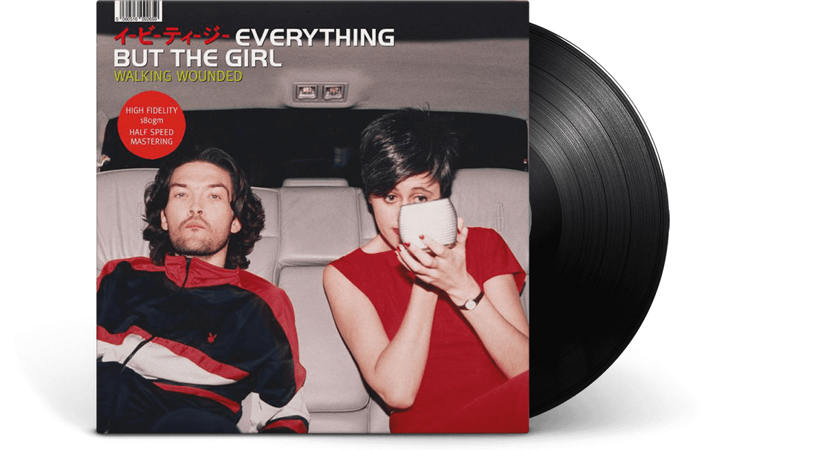 Vinyl - Everything But The Girl : Walking Wounded - The Record Hub