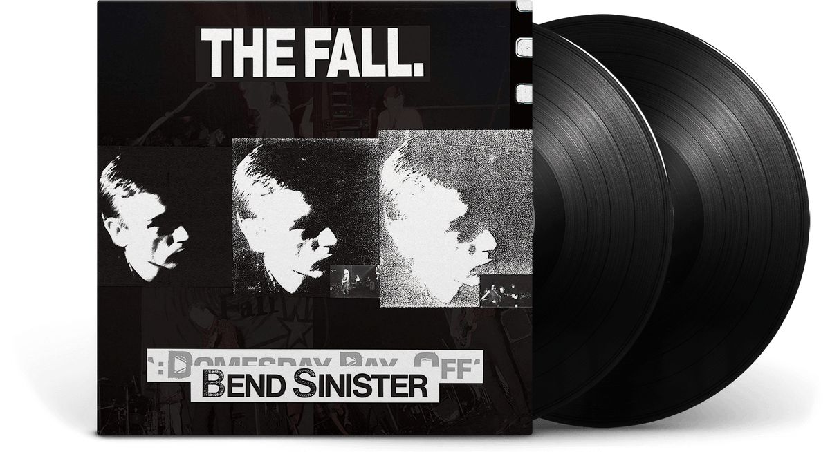 Vinyl - The Fall : Bend Sinister/The Domesday Pay-Off Triad-Plus - The Record Hub