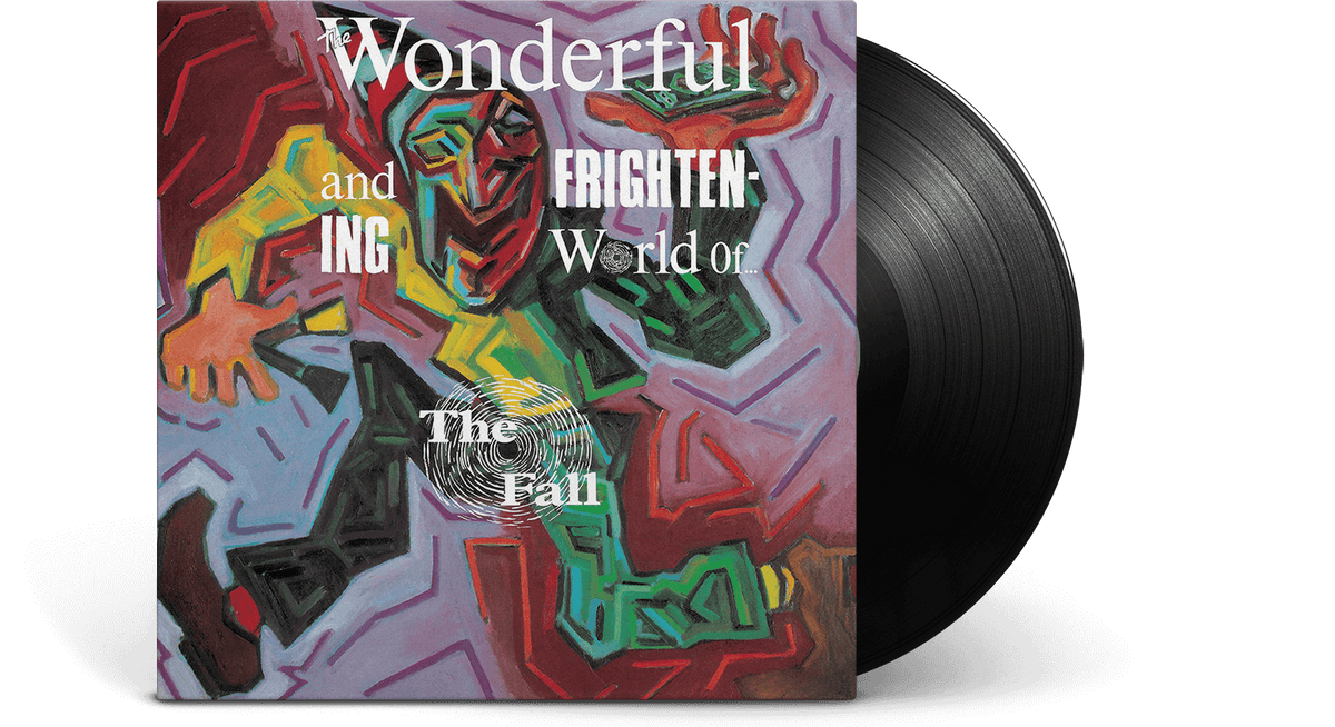 Vinyl - THE FALL : THE WONDERFUL AND FRIGHTENING ESCAPE ROUTE TO - The Record Hub