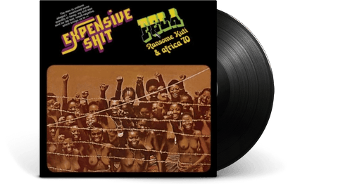 Fela Ransome Kuti & The Africa 70 <br> Expensive Shit