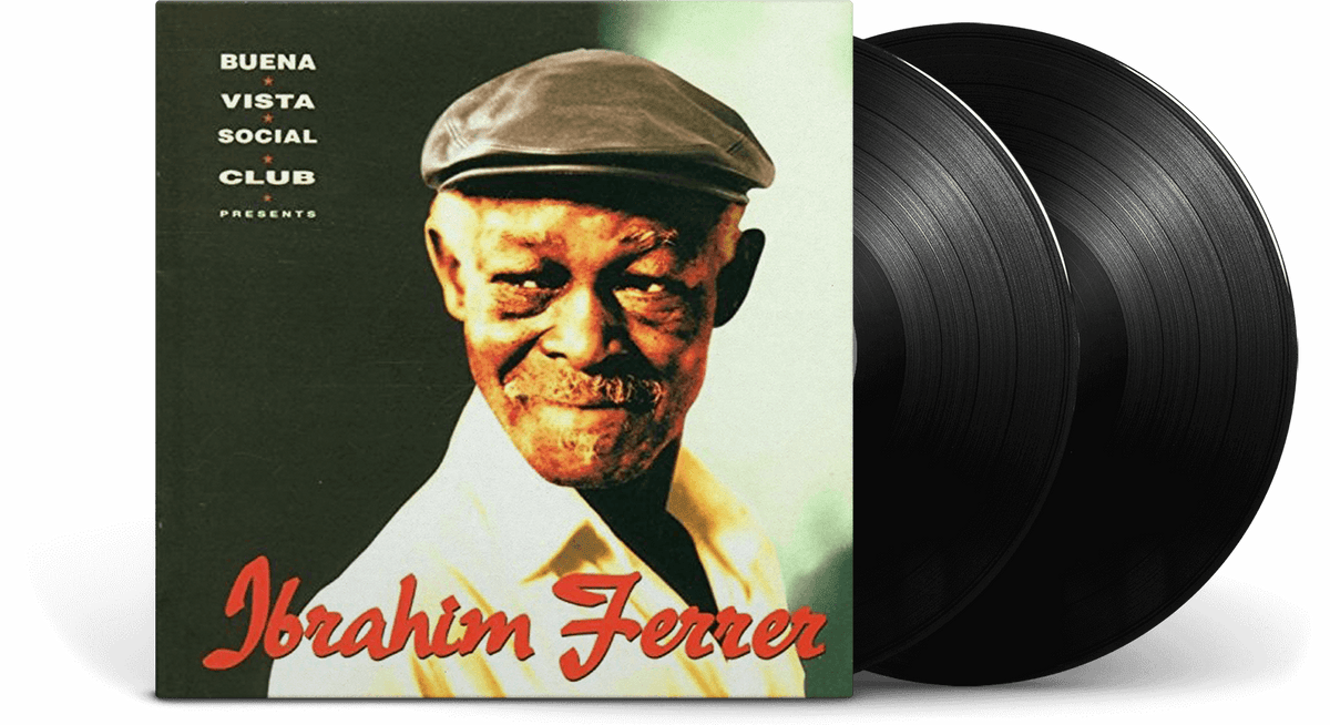 Vinyl - Ibrahim Ferrer : Ibrahim Ferrer (Buena Vista Social Club Presents) - The Record Hub