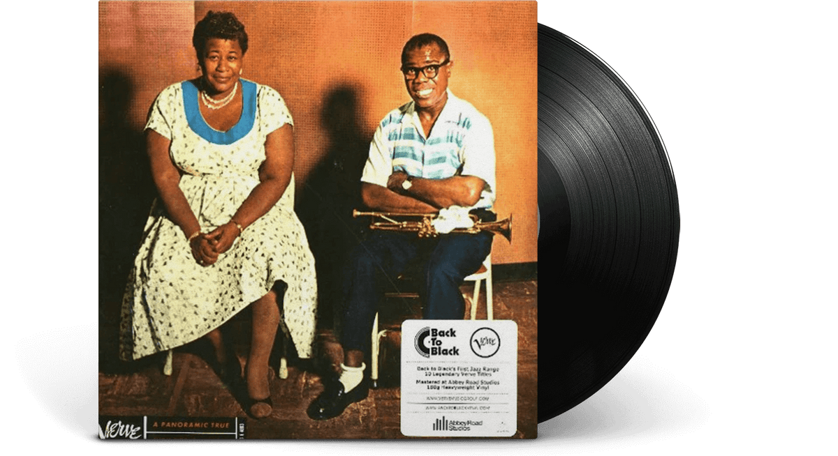 Ella Fitzgerald & Louis Armstrong <br> Ella and Louis