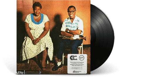 Vinyl - Ella Fitzgerald & Louis Armstrong <br> Ella and Louis - The Record Hub