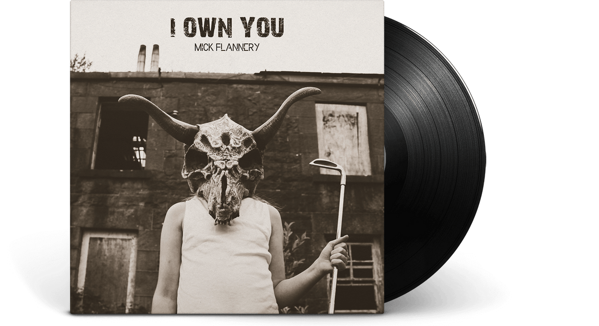 Vinyl - Mick Flannery : I Own You - The Record Hub