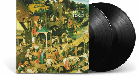 Vinyl - Fleet Foxes<br> Fleet Foxes - The Record Hub
