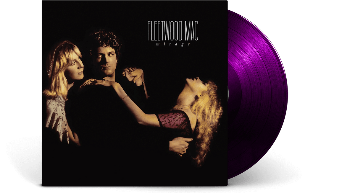 Vinyl - Fleetwood Mac : Mirage - The Record Hub