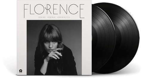 Vinyl - Florence & The Machine : How Big, How Blue, How Beautiful - The Record Hub