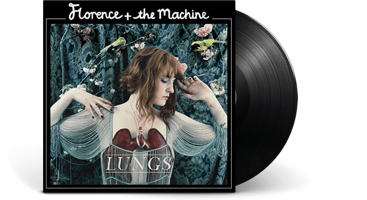 Vinyl - Florence & the Machine : Lungs - The Record Hub