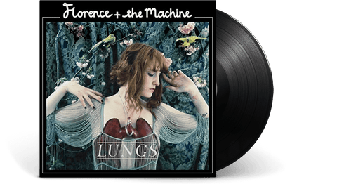 Vinyl - Florence + The Machine <br> Lungs - The Record Hub
