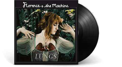 Vinyl - Florence + The Machine : Lungs - The Record Hub