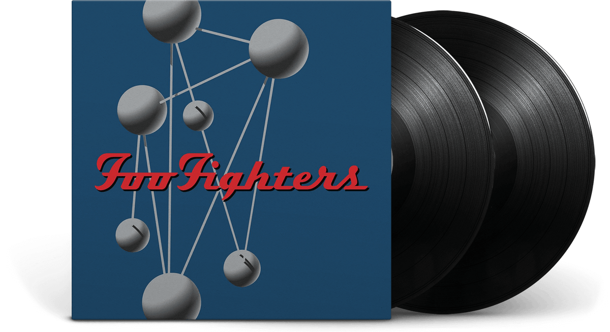 Vinyl - Foo Fighters : The Colour And The Shape - The Record Hub