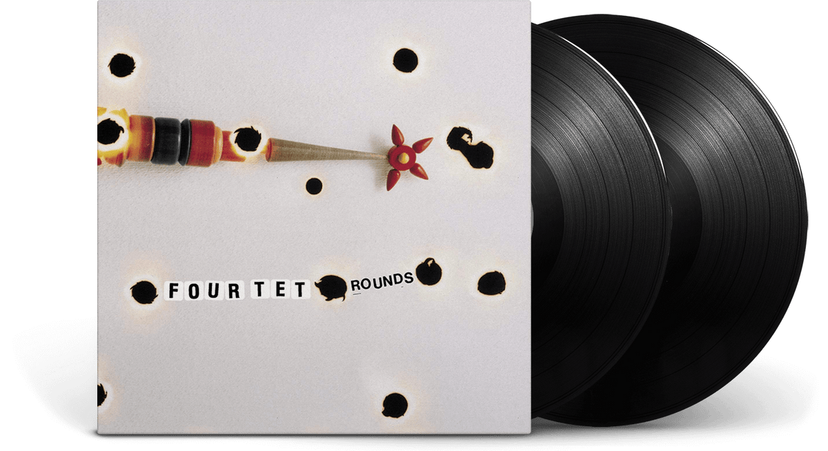 Vinyl - FOUR TET : ROUNDS - The Record Hub
