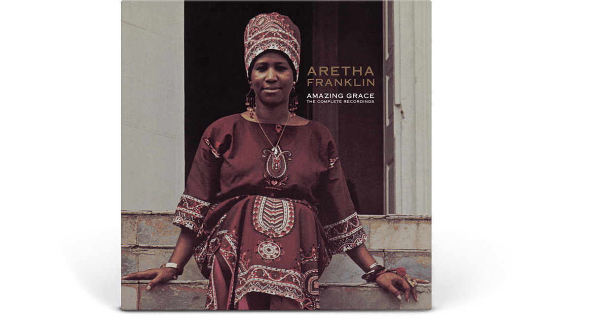 Vinyl - Aretha Franklin : Amazing Grace: The Complete Recordings - The Record Hub