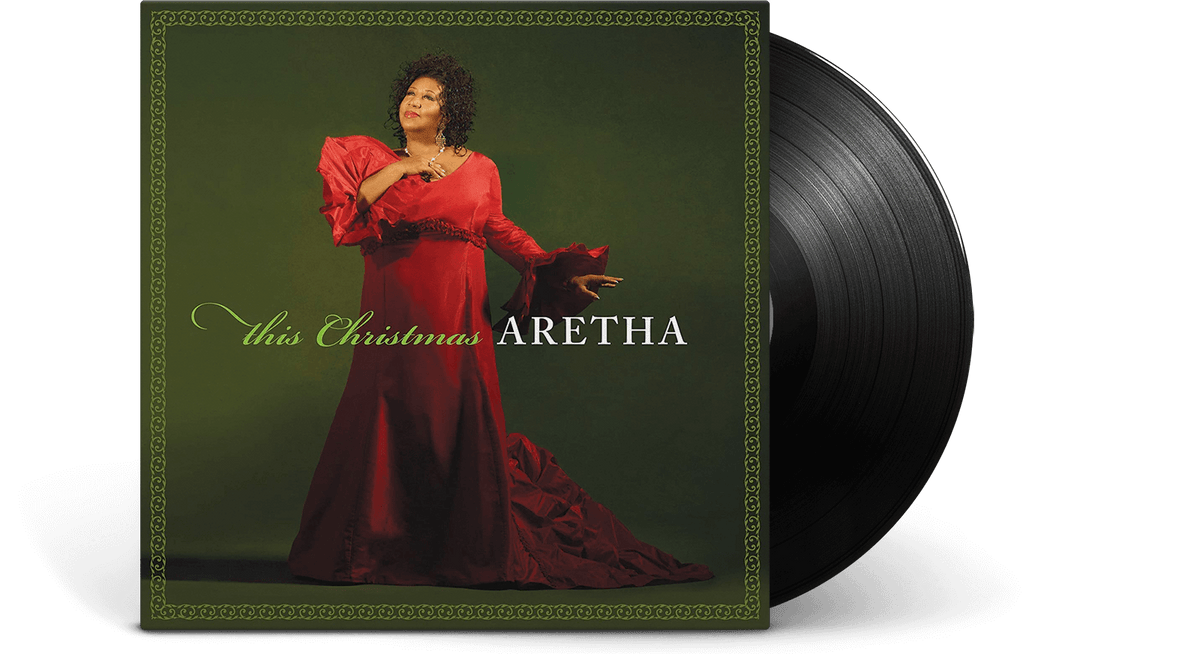 Vinyl - Aretha Franklin : This Christmas Aretha - The Record Hub