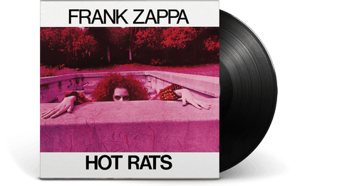 Vinyl - Frank Zappa<br> Hot Rats - The Record Hub